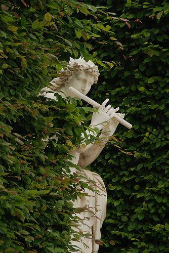 brick garden sculptures 329 best the garden fountains and statuary images on pinterest