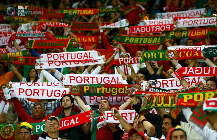 portugal team supporters