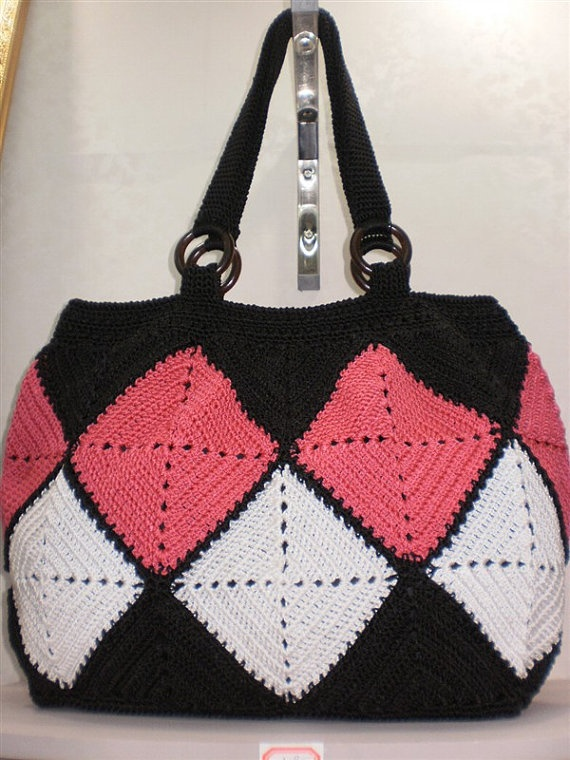 Handmade Crochet : Handmade Wool, Crochet Bags, Hobo Women, Women Bags, Crochet Hooks ...