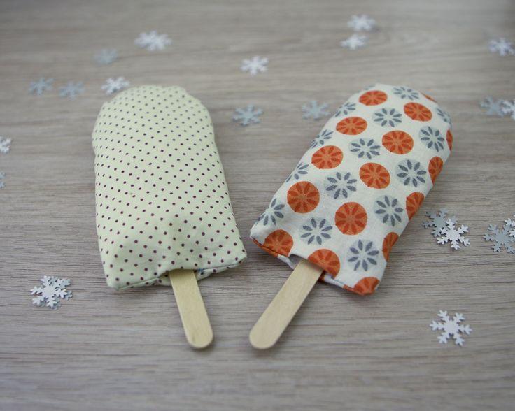 Für Kinderküche, Kaufladen und alle kleinen und großen Eisfans! Mit Schritt-für-Schritt Anleitung einfach Eis Spielzeug nähen!