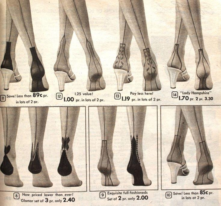 1950s stockings heels cuban