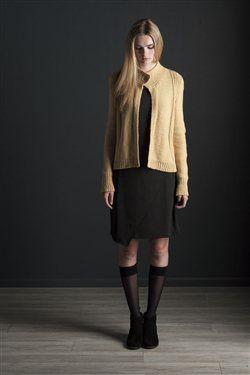 Columnar Jacket - Media - Knitting Daily