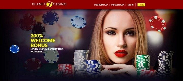 Planet 7 Casino is not your average online casino. They go the extra mile to make sure every stage of your journey from initial registration through to that first big withdrawal are all as smooth and as fun as they can be. Escape to a better world. Escape to Planet 7.