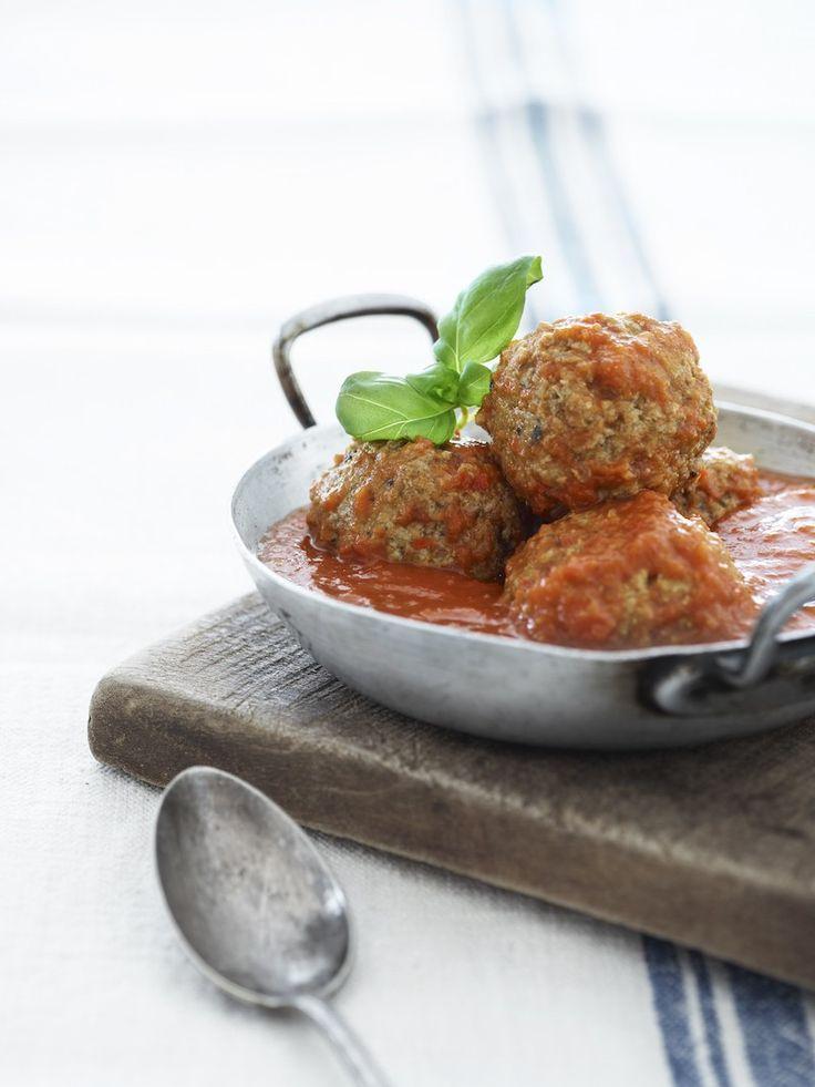 Italienske kødboller