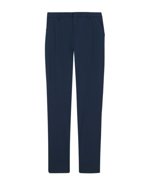 Fiona Peg Slacks, Navy, Filippa K