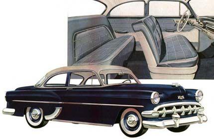 Best Cars Web Site - Páginas da História - Chevrolet 1949 a 1954