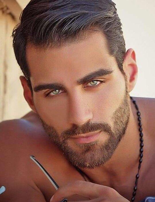 Beard neatly design trimmed Best Beard