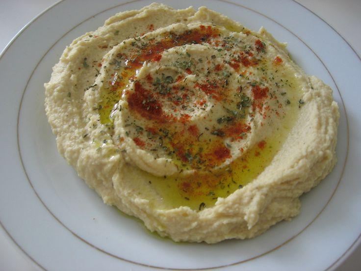 Hatay(antakya)mutfağı humus tarifi