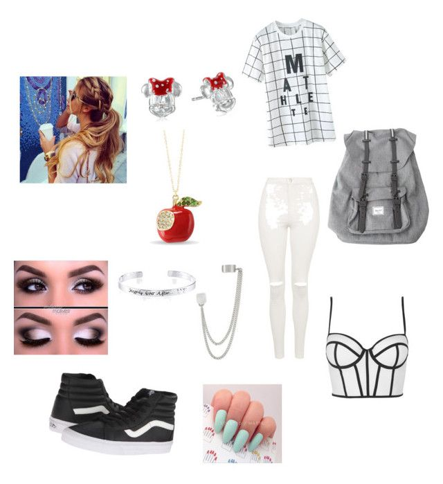 """Matheletes"" by masterofdolls on Polyvore featuring interior, interiors, interior design, home, home decor, interior decorating, Vans, Topshop, Disney and French Connection"