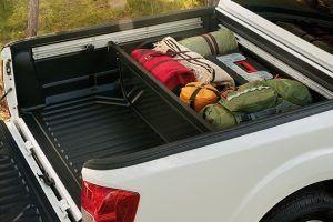 Nissan Navara Double Cab - Exterior - Organiseur de benne