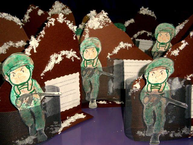 Προσχολική Παρεούλα : Ένας ήρωας στρατιώτης με μήνυμα ...