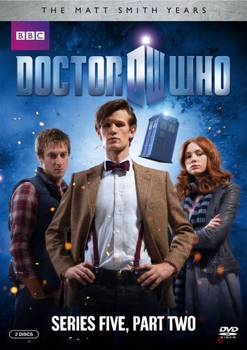 Doctor Who: Series 5, Part 2 [2 Discs] [DVD]