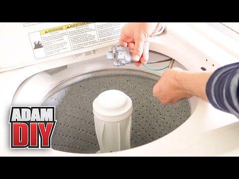 Broken Lid Switch Washer Repair - Kenmore or Whirlpool