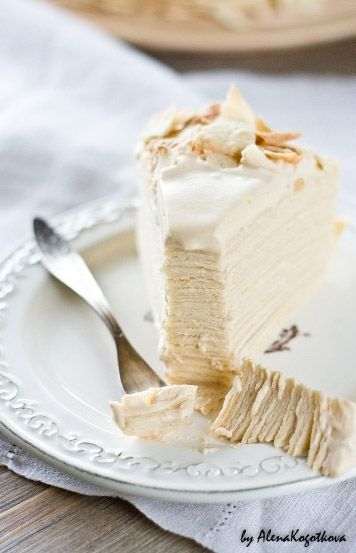 Rich Condensed Milk Layer Cake