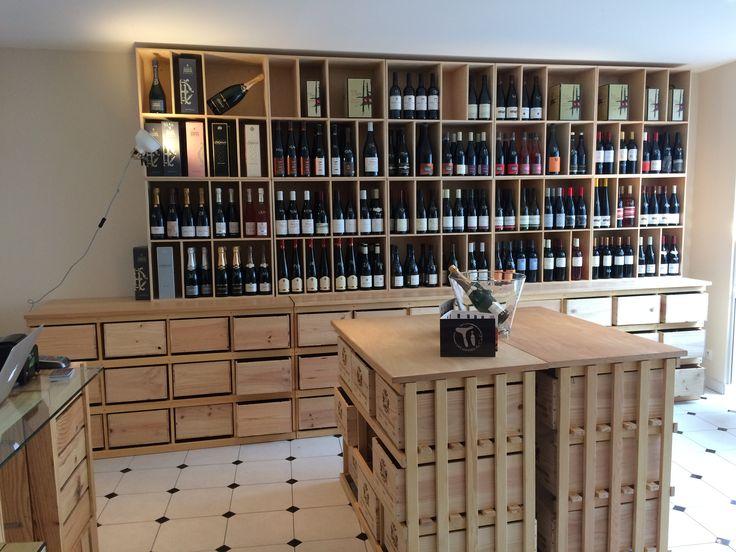 de 20 b sta id erna om casier a vin p pinterest casier bouteille bois casier bouteilles. Black Bedroom Furniture Sets. Home Design Ideas