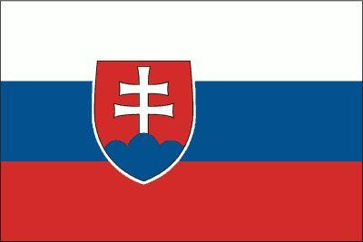 The Flag of Slovakia