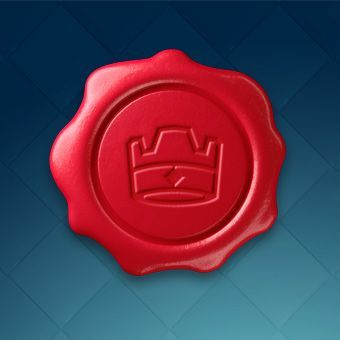 Öffne den Link in Clash Royale oder lade dir das Spiel herunter.