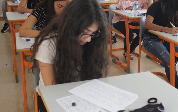 Hazırlık, 9. sınıf ve 10. sınıf öğrencilerimiz için, Hazırlık Atlama ve İngilizce Düzey Belirleme sınavı 01 Eylül 2016 Perşembe günü yapıldı.