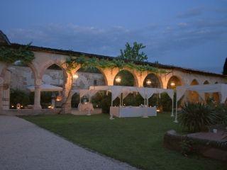 Convento dell'Annunciata - Giardino allestito