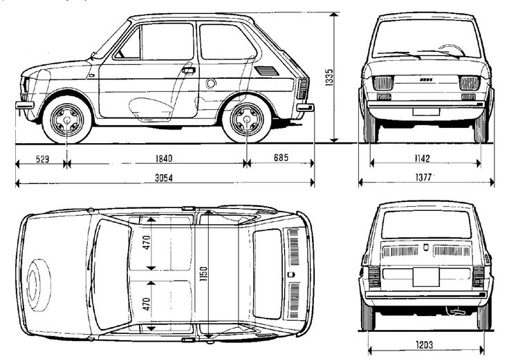 43 best Orthographic Line Werk images on Pinterest | Cars, Autos and ...
