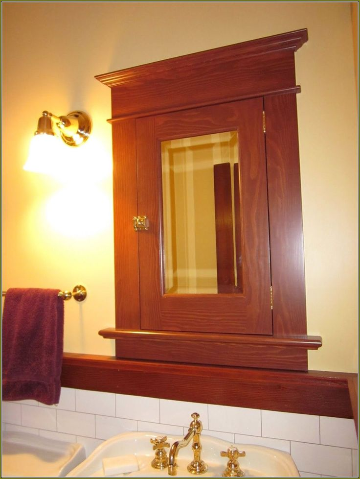 Best 25+ Recessed medicine cabinet ideas only on Pinterest ...