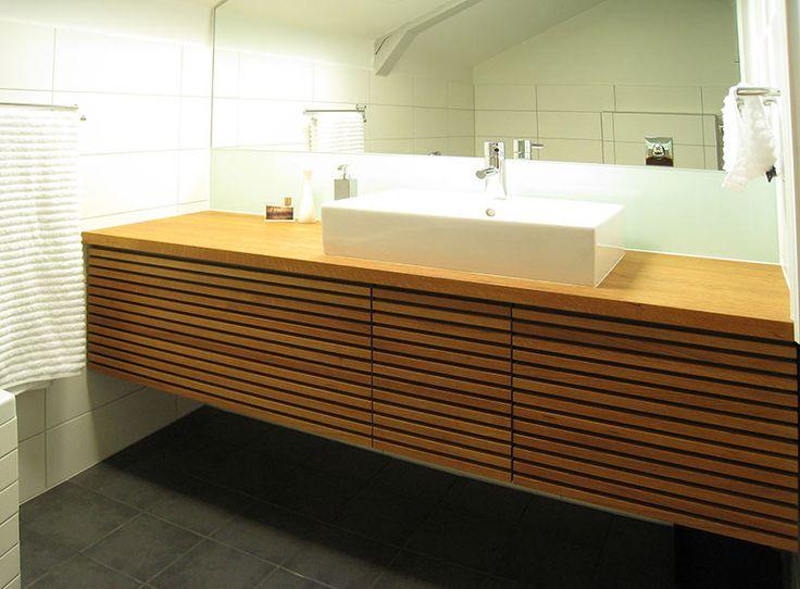 die besten 25 waschtisch massivholz ideen auf pinterest. Black Bedroom Furniture Sets. Home Design Ideas