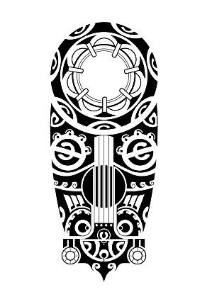 36 best maori lion tattoo designs images on pinterest for Polynesian tattoo near me