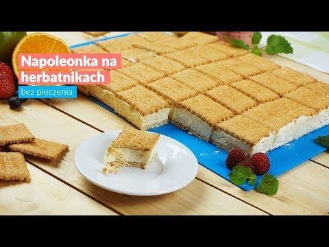 Ciasto Raffaello - BEZ PIECZENIA Kobieceinspiracje.pl