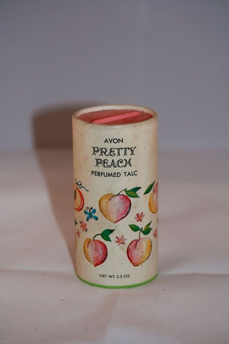 Avon Pretty Peach.