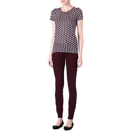 Marc jacobs skinny jeans and sticks on pinterest
