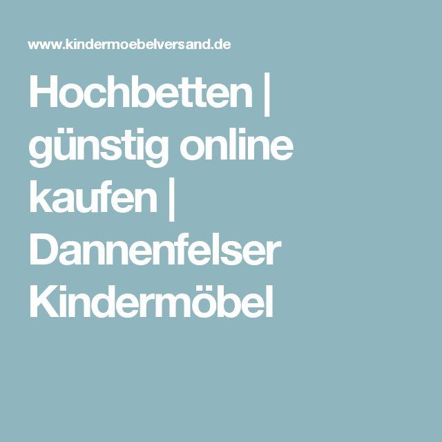 The 25+ best Hochbett günstig ideas on Pinterest | Kinderbetten ... | {Kindermöbel günstig 15}