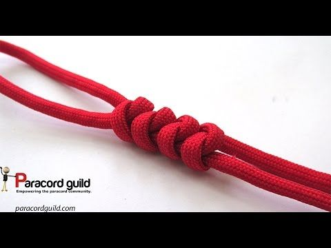 How to tie the Eternity knot - YouTube