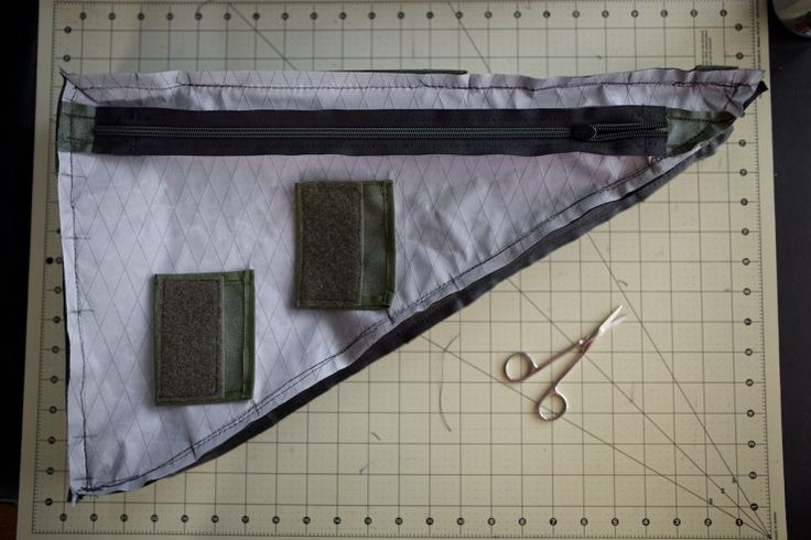 How to Make A DIY Framebag with dividers - Pedaling Nowhere