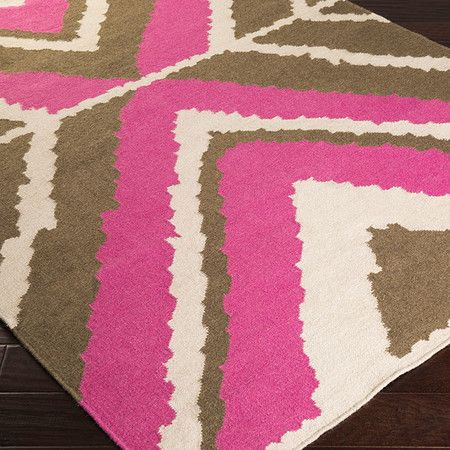 love this chevron rug!!
