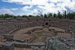 Ruinas Romanas de Mérida  Dos mil años contemplan esas piedras y aún nos impresionan.
