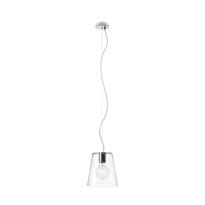 BABU   rendl light studio    Pendant with a glass shade. Available in two different colors. #lamp #pendant #glass #minimal