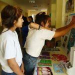 Trabajaron con Salud Integral y Equidad de Género en la escuela secundaria de Banda de Varela