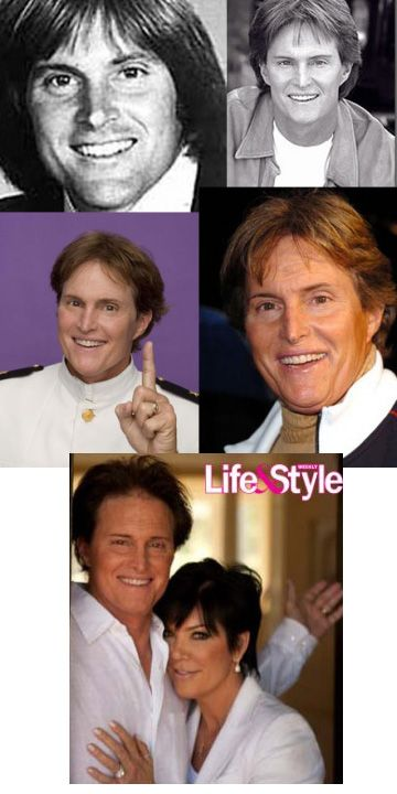 Kris Jenner Photos When She Was Young Bruce Jenner S