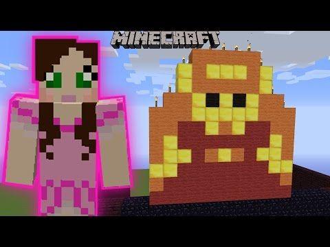 Minecraft: Notch Land - CREEPER ARCADE MINI-GAMES [1] - YouTube