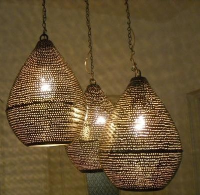 115 best lighting images on pinterest chandeliers lamps and light moroccan hanging pendant lamps buy handcrafted black oxidized moroccan pendant lamps at affordable cost from e kenoz this pendant lamp will create an aloadofball Images