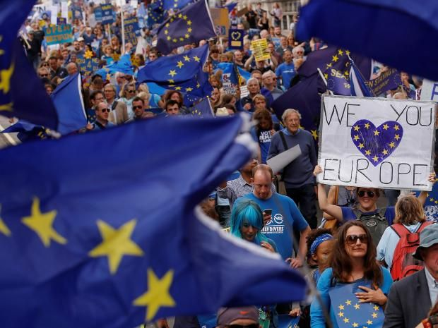 """An NHSdoctoris movingback to France after 20 yearsbecause the abuse she received following theBrexitvotehas made her """"an emotional wreck"""". Andra, a psychiatrist, said she made the decision because of the level of abuse she has faced since the EU referendum last year."""