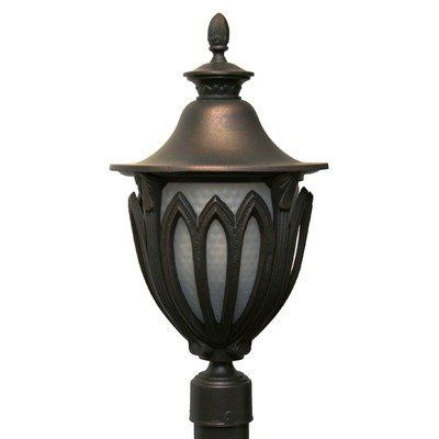 """Tuscany TC3600 Series 23"""" Wall Lantern Finish: Black by Melissa Lighting. $346.40. TC3650-BL Finish: Black Features: -Wall lantern.-Seedy glass panel.-Electronic ballast EBPL: 13-26-32 (four pin).-UL Listed. Options: -Available in Black, White, Old Iron, Architectural Bronze, Rusty Nail, Old Bronze, Old World, Aged Silver, Patina Bronze and Old Copper finishes. Construction: -Cast aluminum construction. Specifications: -Accommodates(3) 60W Candelabra bulbs. Di..."""