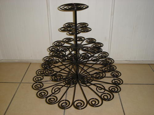 Wrought Iron Cake Stand Cake Stands Room Accessories Bathroom Room