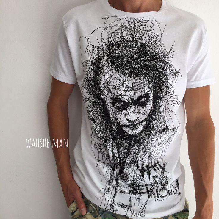Joker Film Tshirt 1006