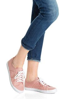 cotton fabric trainers