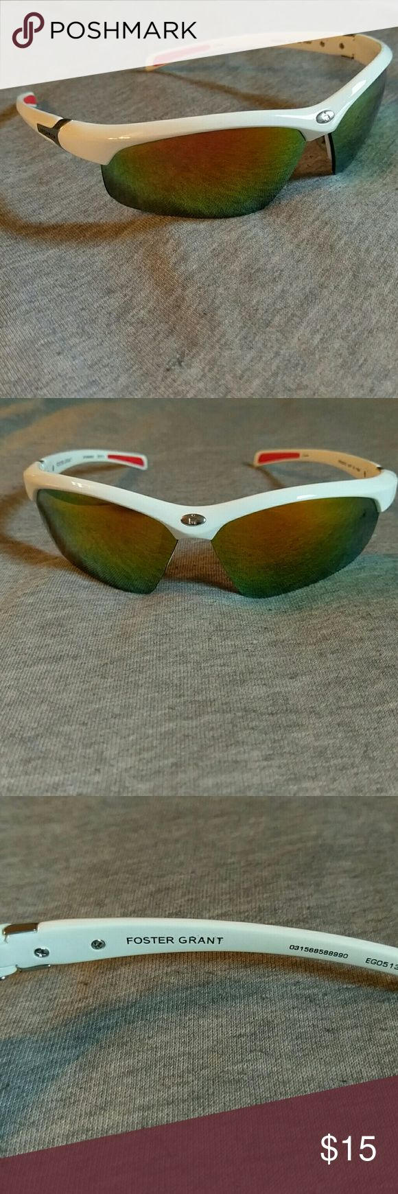 💥SALE💥 Foster Grant ironman sunglasses Perfect condition Foster Grant Other