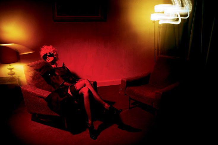 cold eyes, hot dreams by Bruno Dayan