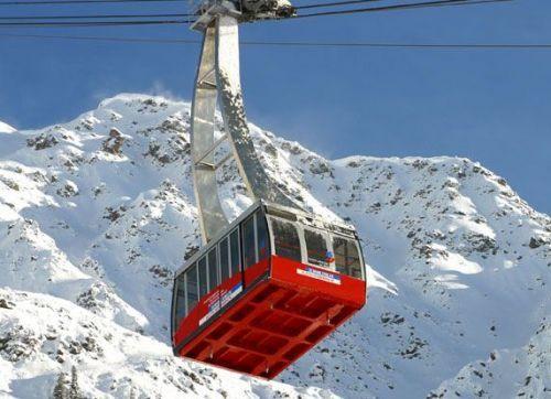 Val Senales. Il 19 Settembre 2014 aprono i primi impianti sciistici del ghiacciaio. #winter2015