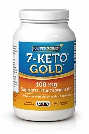 7 Keto DHEA  Lose the belly fat!