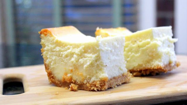 Inspired By eRecipeCards: EggNog Cheesecake Bars - Church PotLuck ...